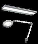 LED workstation lighting