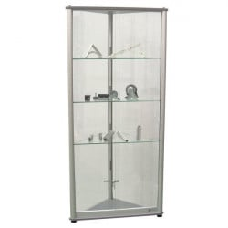 Glass display case | DISPLAY CASE D