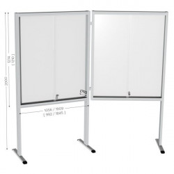 High quality display case | MOD'INFO DISPLAY CASE