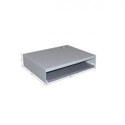 Keyboard drawer for QUALIPOST 600