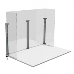 Modular protection wall | Modular protection wall