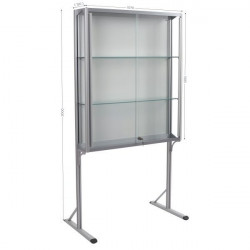 Product display case | DEFPOST 200