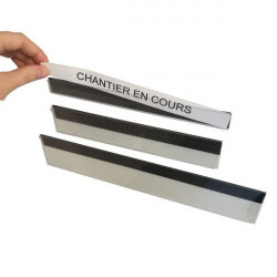 PVC magnetic label holders | PVC label holder