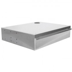 Stainless steel storage drawer