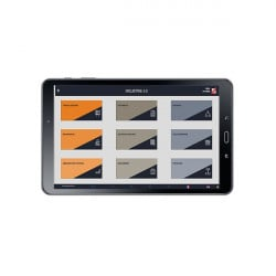 Touch tablet | E-STATION
