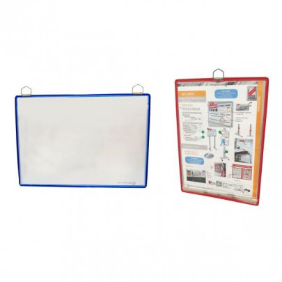 Document protection with handle | DOCAFLEX SLEEVE