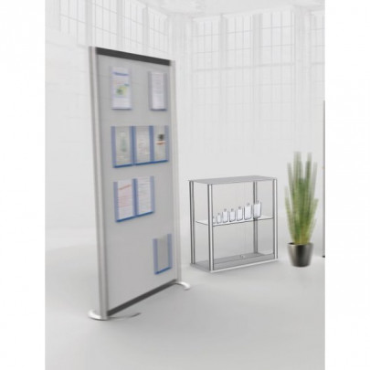 Glass display case | DISPLAY CASE C