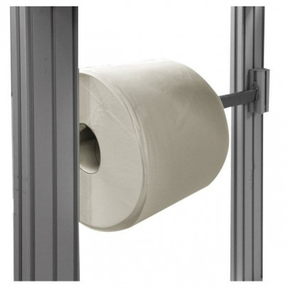 Hand towel kit for aluminium frame