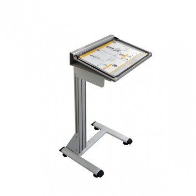 Height-adjustable stand for DATAPOST
