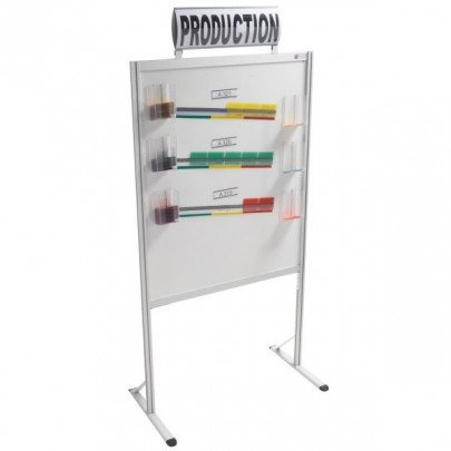 KANBAN FIFO scheduling stand   LEANFLASH FIFOFILE
