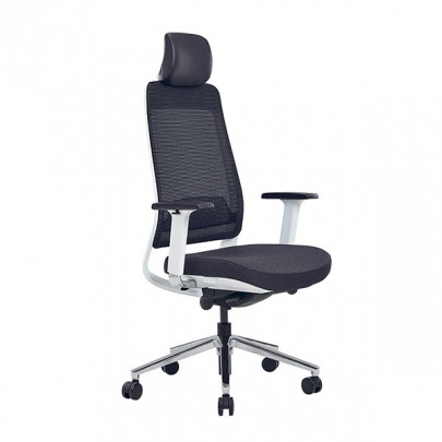 Office chair with 5-position lockable synchronous mechanism | Office chair with 5-position lockable synchronous mechanism