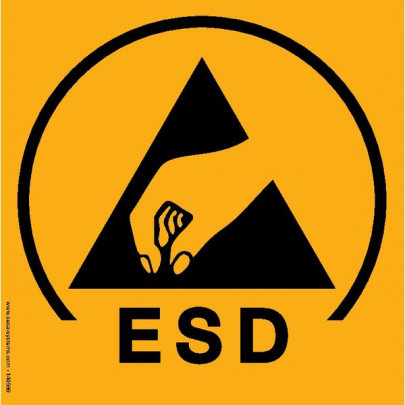 Pictograms ESD protected area | ESD PICTOGRAMS