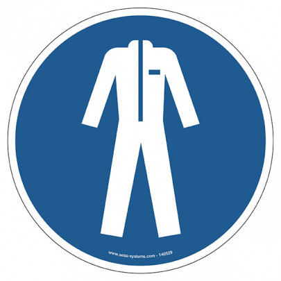 Pictograms Protective clothing M010