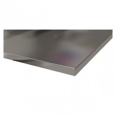 Stainless steel sheet coating