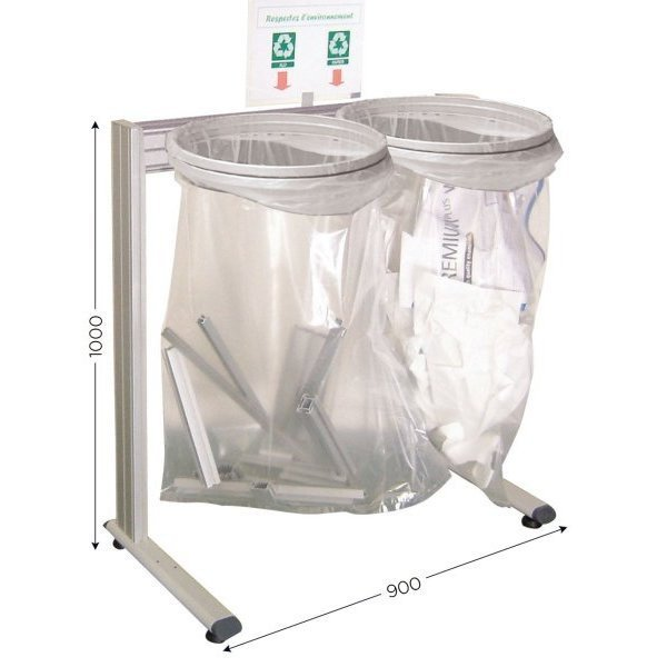 5S holder for bin bag | ECOPOST A