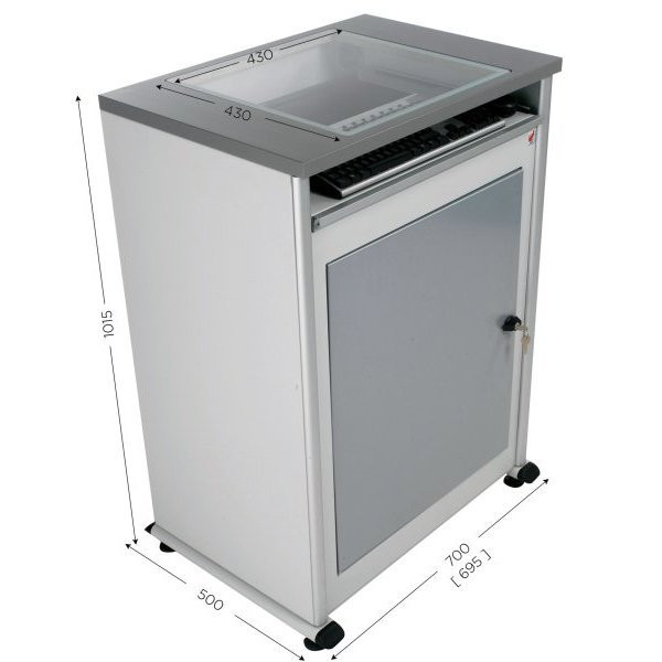 Computer cabinet | MOBIPOST 500B