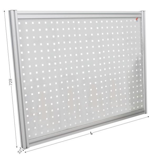 Perforated tool holder panel | MAINTPOST 200A