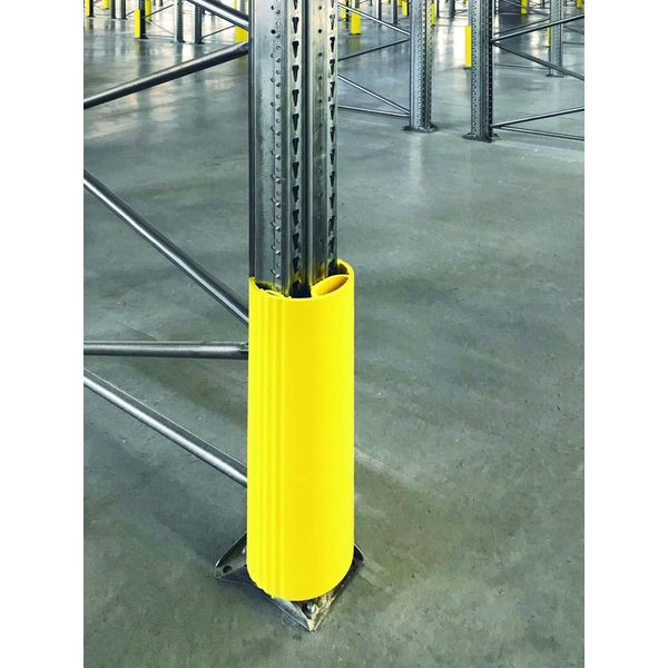 Shelving foot protection | Post protection