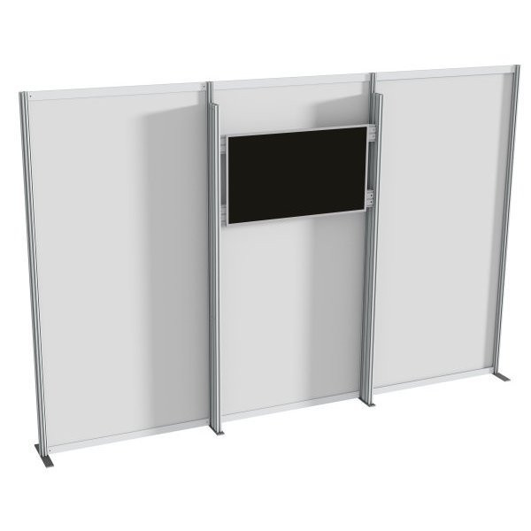 Support for screen mounting