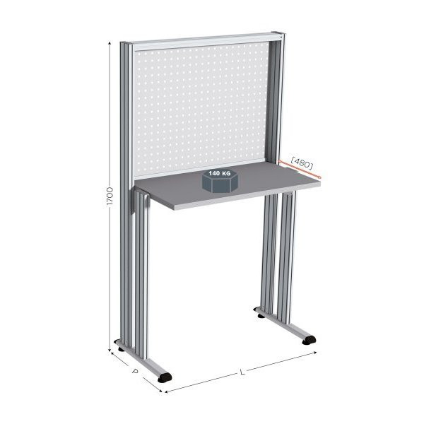 Tool-holder workstation | MAINTPOST 800A