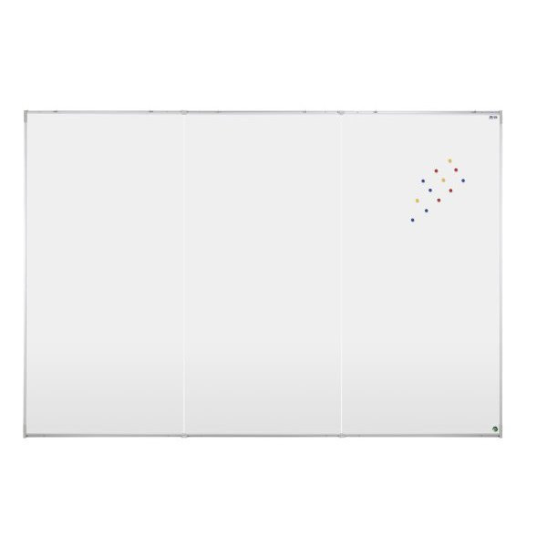 White magnetic modular panel   WALL OF EXPRESSION