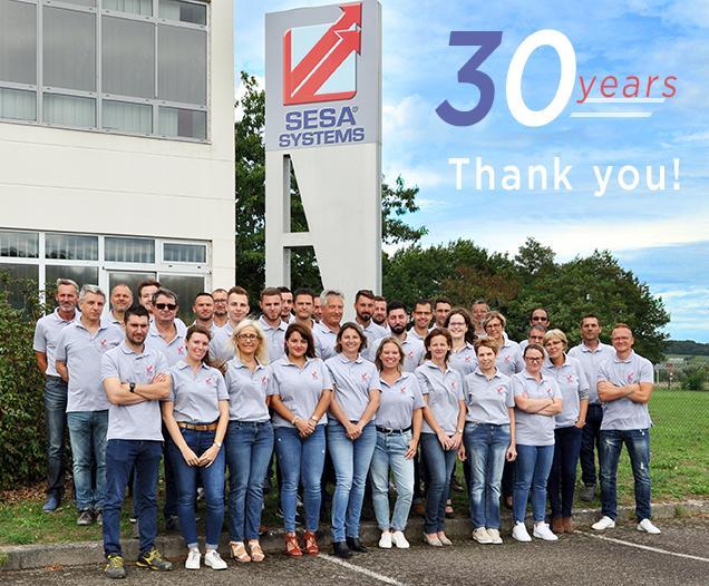 30 ans Merci