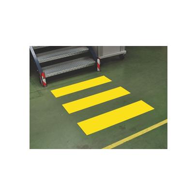 Pedestrian crossing strips
