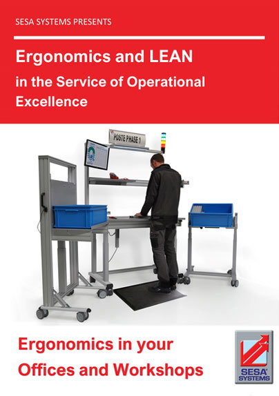 White paper ergonomics and lean for operational excellence