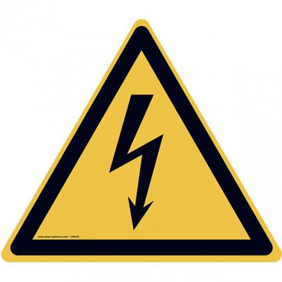 Pictograms Electricity W012