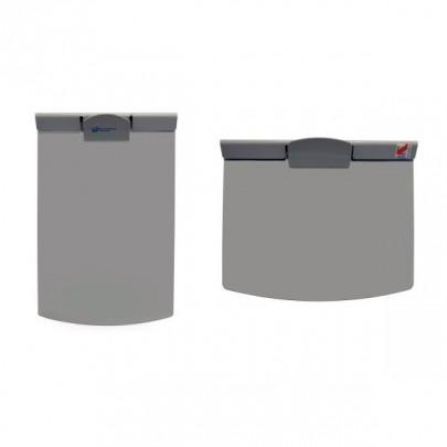 Document holder with clip to be fixed   MULTIDOC
