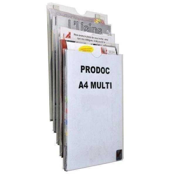 Modular document holder   PRODOC MULTI