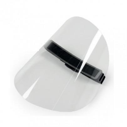 Facial protection visor