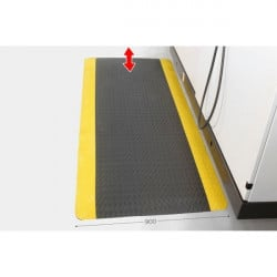 Tapis ergonomique Anti-Fatigue | TAPIS ANTI-FATIGUE G