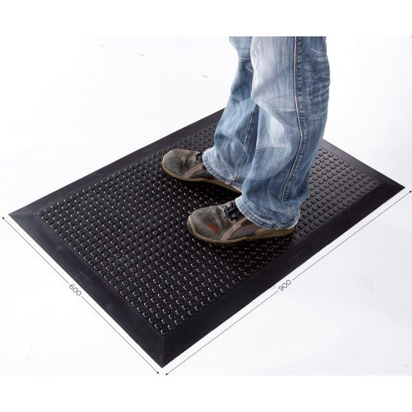 Tapis ergonomique Anti-Fatigue | TAPIS ANTI-FATIGUE D