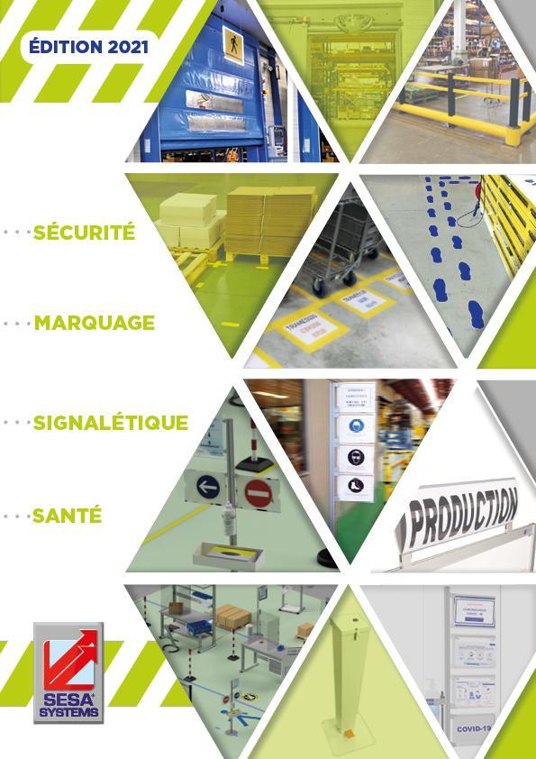 Catalogue spécial Marquage, Signalétique et sécurité