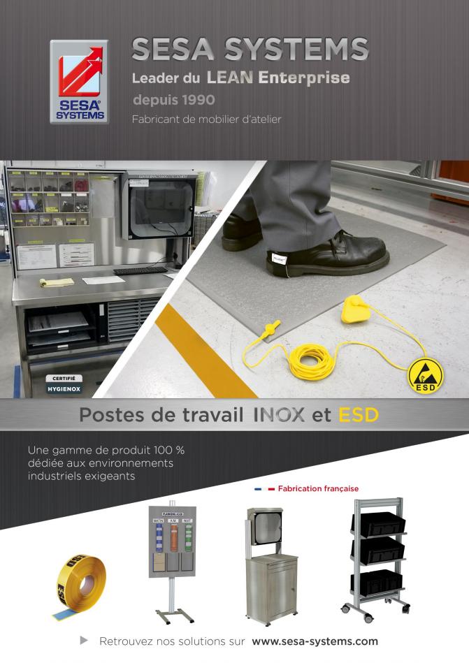 Catalogue ESD/INOX