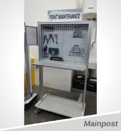 Exemple Poste de travail de maintenance TPM