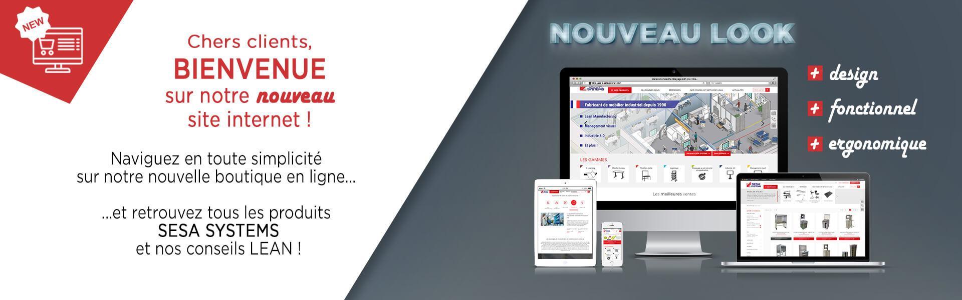 Sesa Systems Nouveau Site web